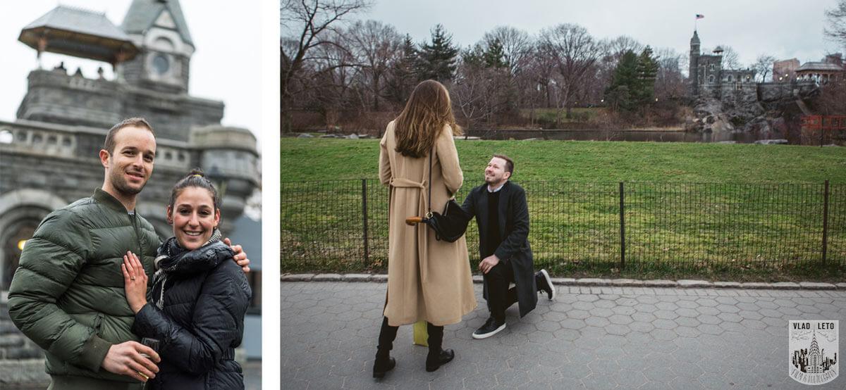Photo Central Park Proposal: Tips, Spots & Best Places to Proposal in Central Park | VladLeto | VladLeto