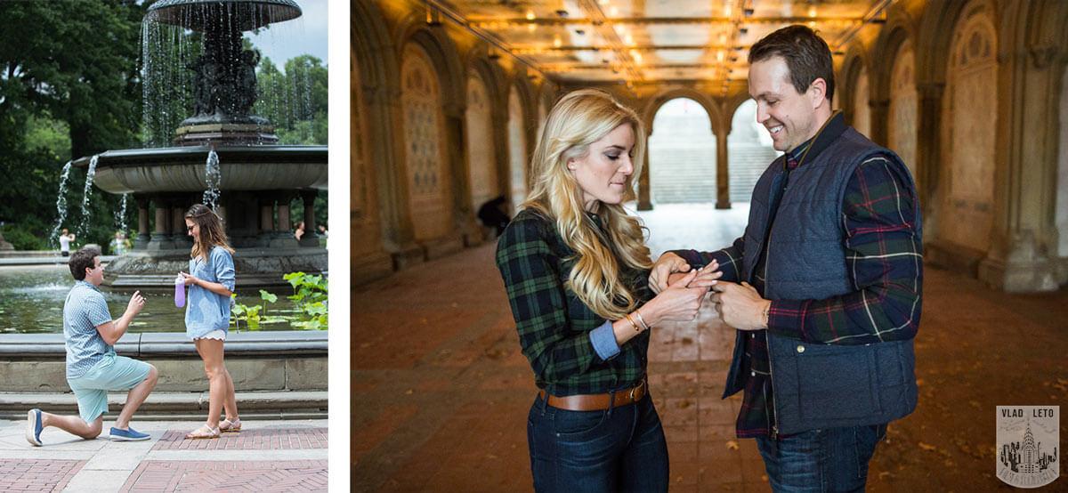Photo 11 Central Park Proposal: Tips, Spots & Best Places to Proposal in Central Park | VladLeto | VladLeto
