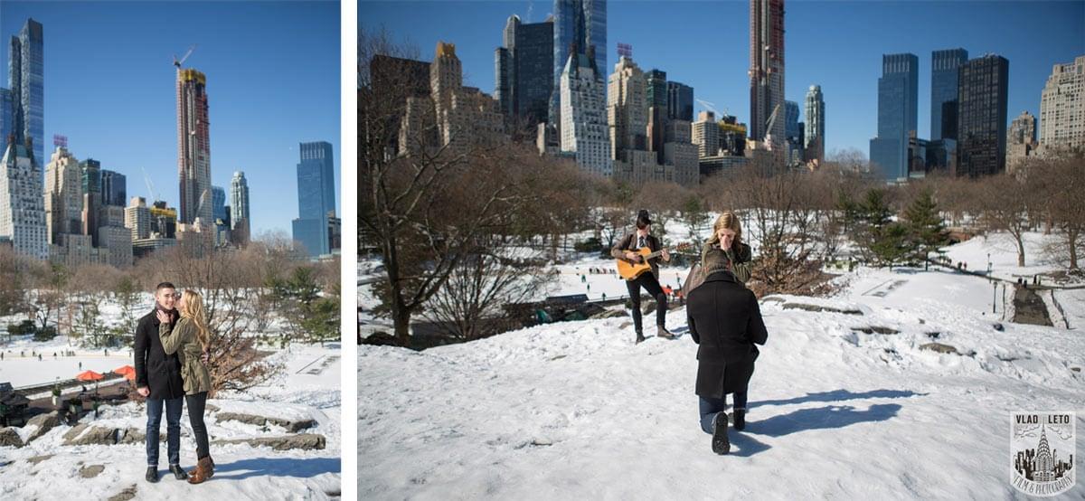 Photo 9 Central Park Proposal: Tips, Spots & Best Places to Proposal in Central Park | VladLeto | VladLeto