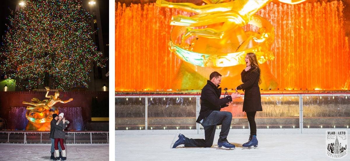Photo 3 Best Holiday Proposal Ideas in NYC | VladLeto