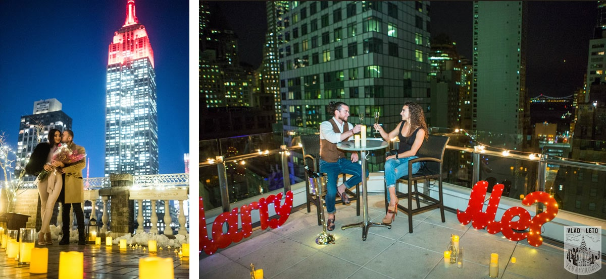 Photo 7 Best Holiday Proposal Ideas in NYC | VladLeto
