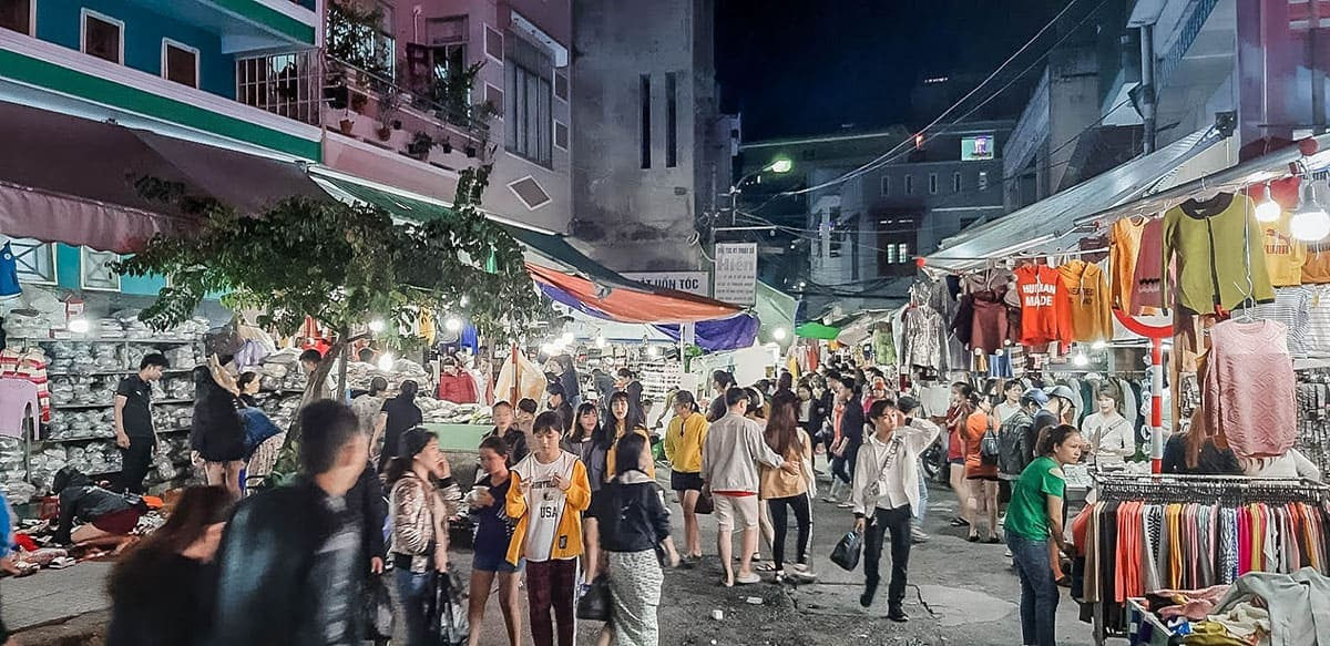 TOP 10 POPULAR PLACES AT NIGHT OF DA NANG