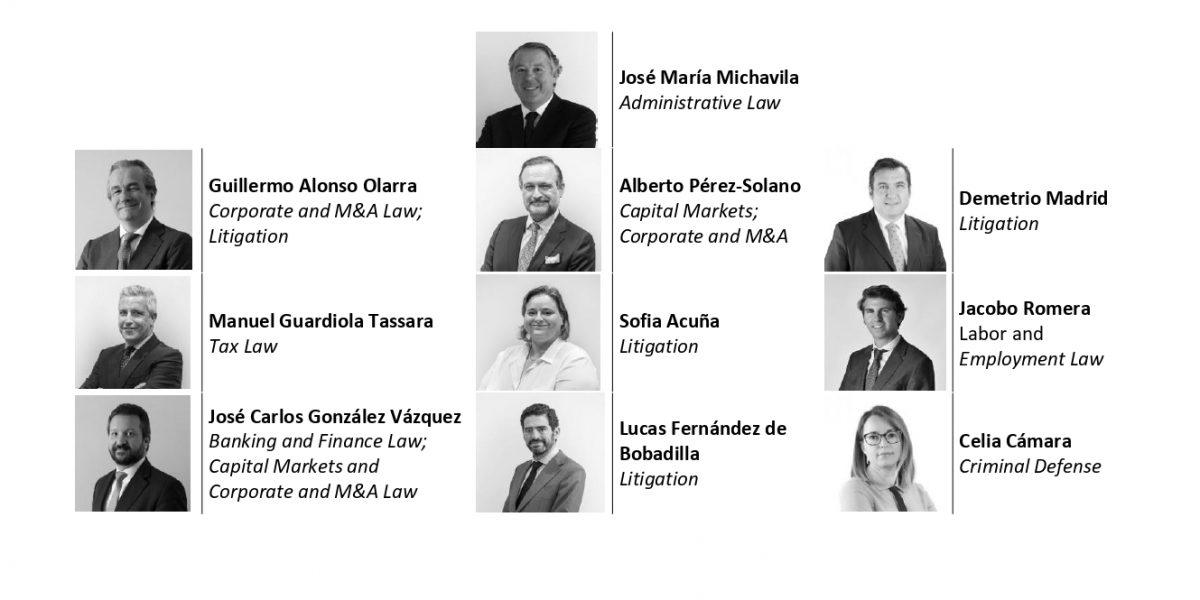 10 Socios De MA Abogados Incluidos En El Ranking De Los Mejores Abogados De Best Lawyer
