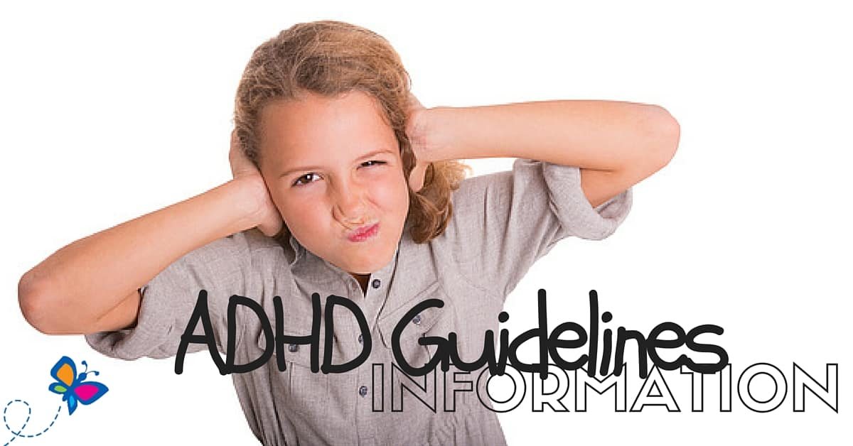 ADHD Guidelines - Information