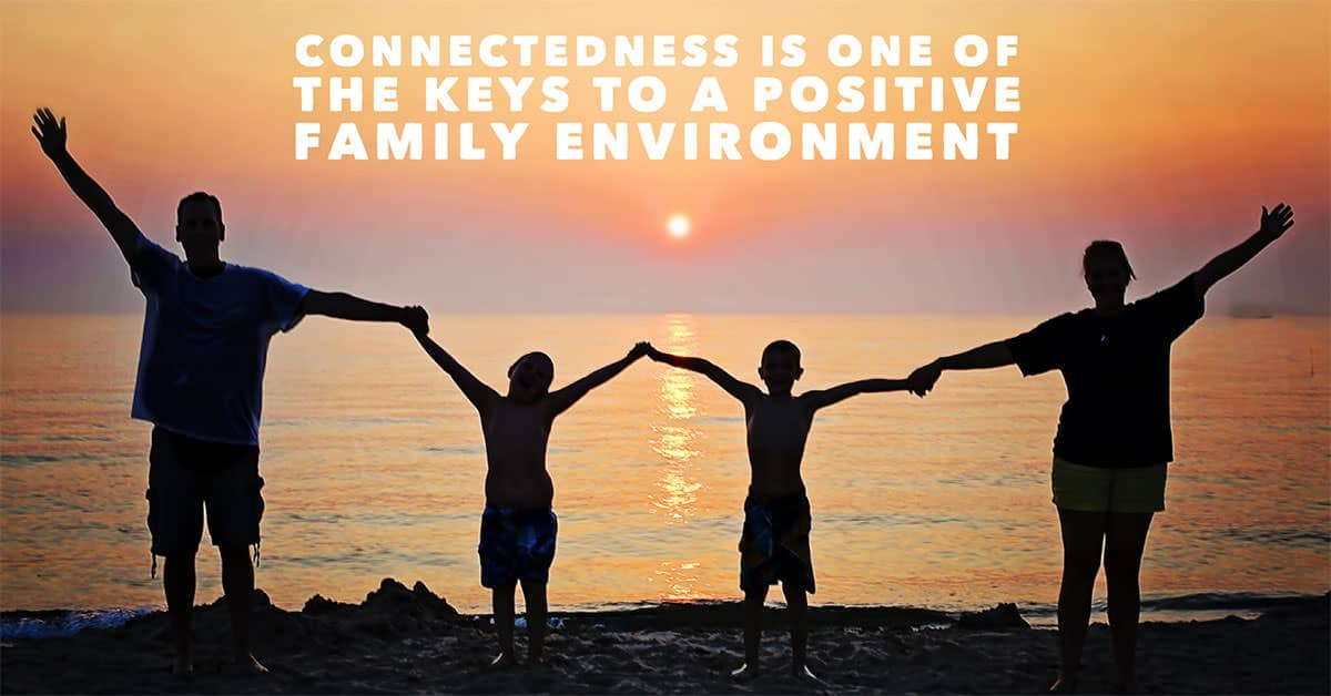 family connectedness