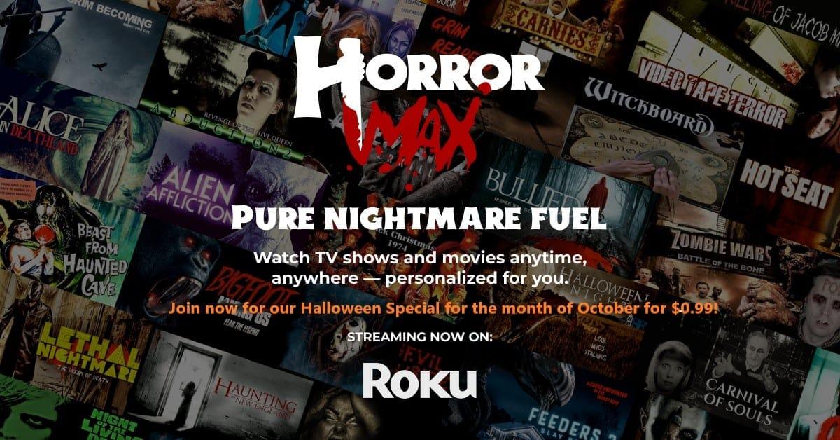 Horror Max Roku