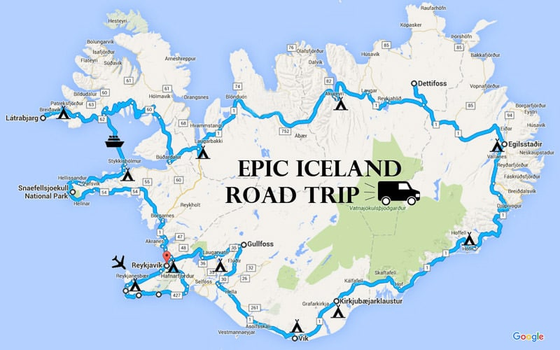 Epic Iceland Campervan Road Trip: Two-Week Ring Road Itinerary & Logistics