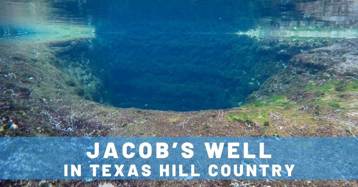 Our Mishap at Jacob's Well in Texas Hill Country