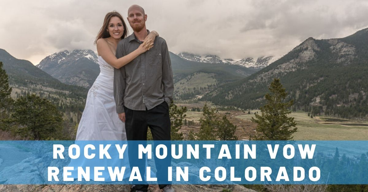A Rocky Mountain Vow Renewal in Colorado