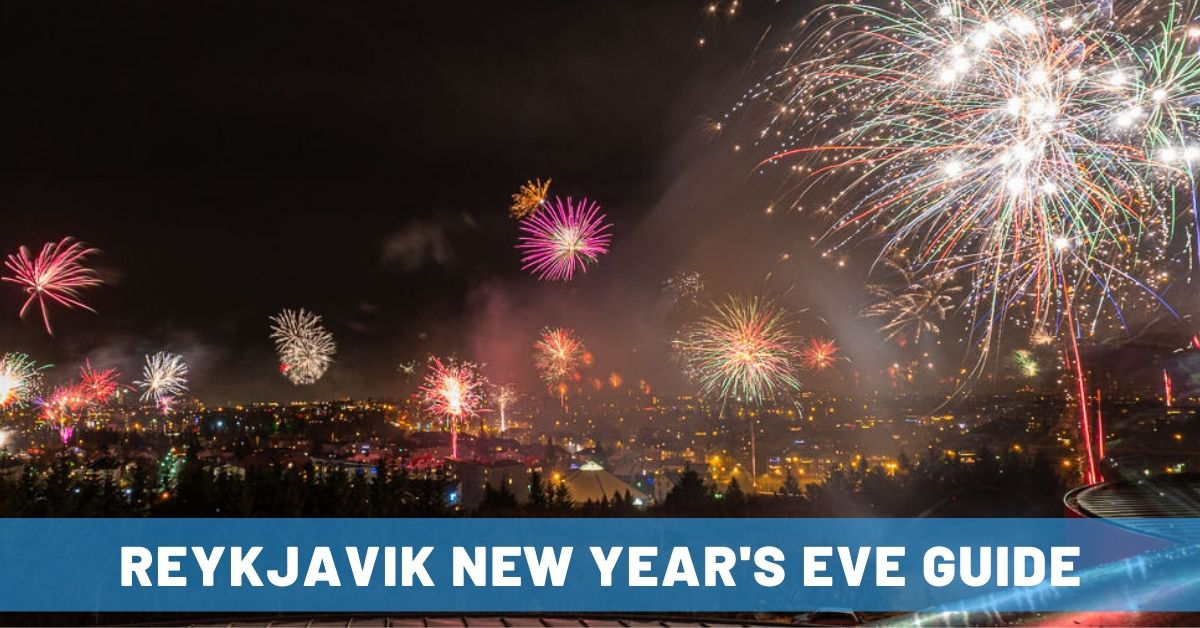 Iceland New Year's Eve with Outstanding Perlan Reykjavik Fireworks Viewing!