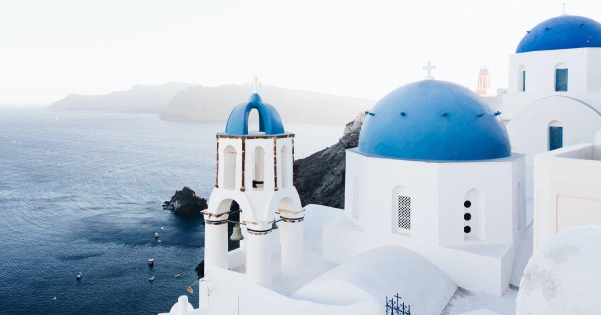 Greece My Residence