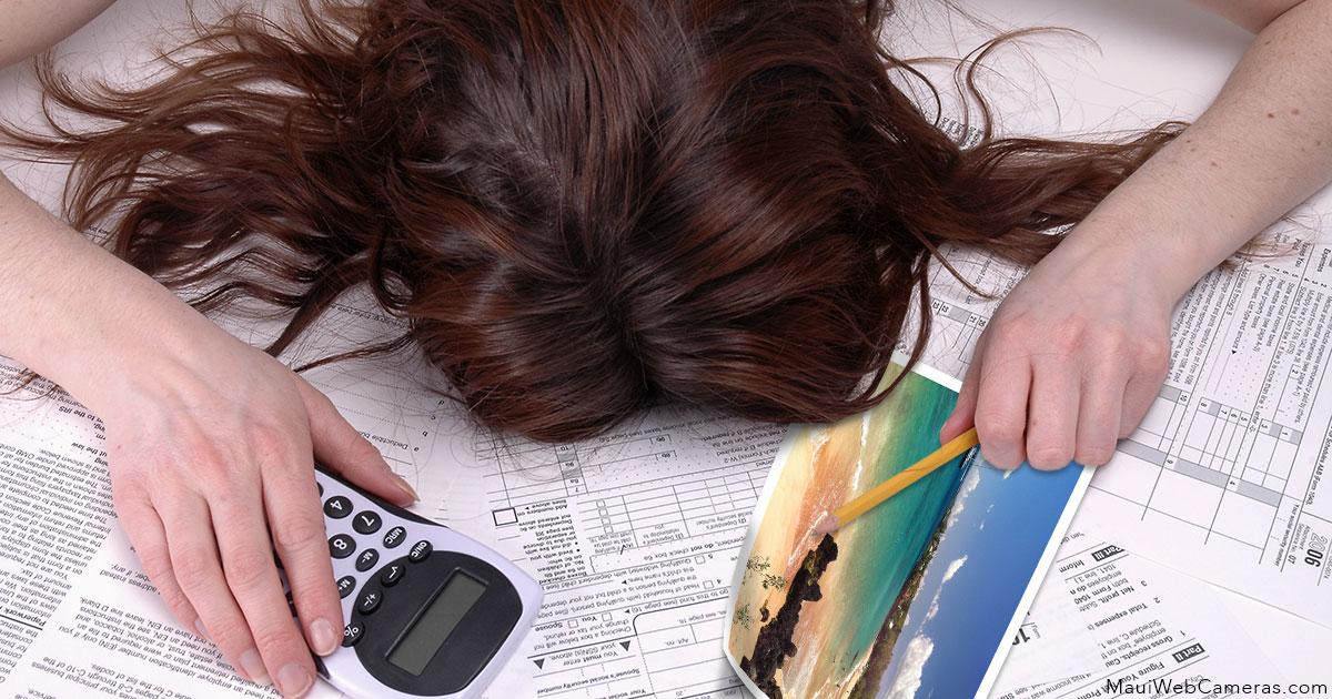 write off Hawaii taxes
