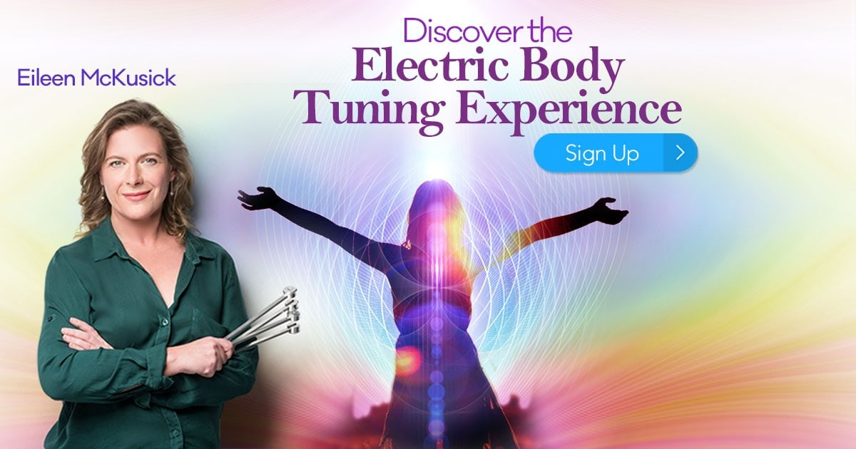 Discover Sound Healing Therapies and the Power of Tuning Fork Healing with Eileen McKusick