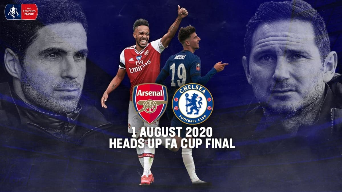 Where to find Arsenal vs. Chelsea FA Cup Final on US TV and ...