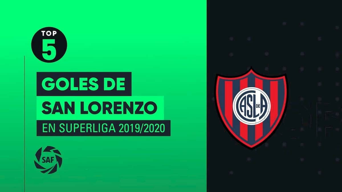 Goles San Lorenzo de Almagro