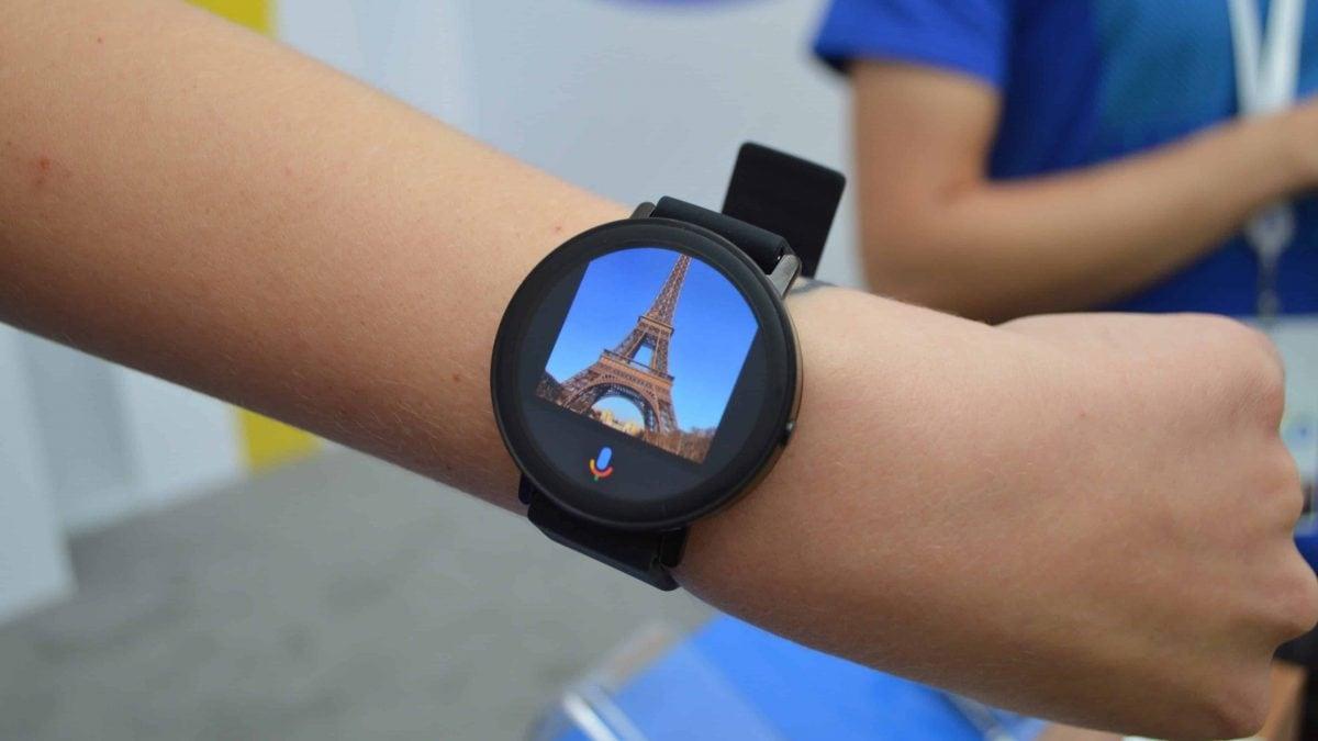 Pixel Watch: