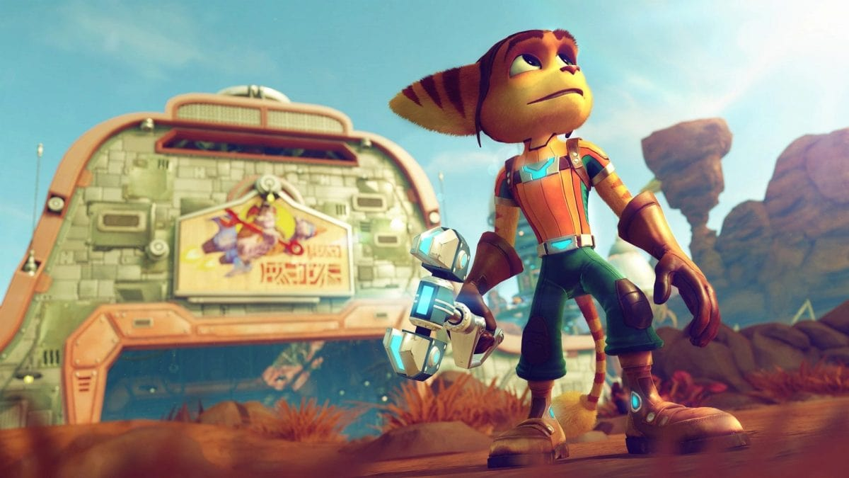 Ratchet and Clank, ps5