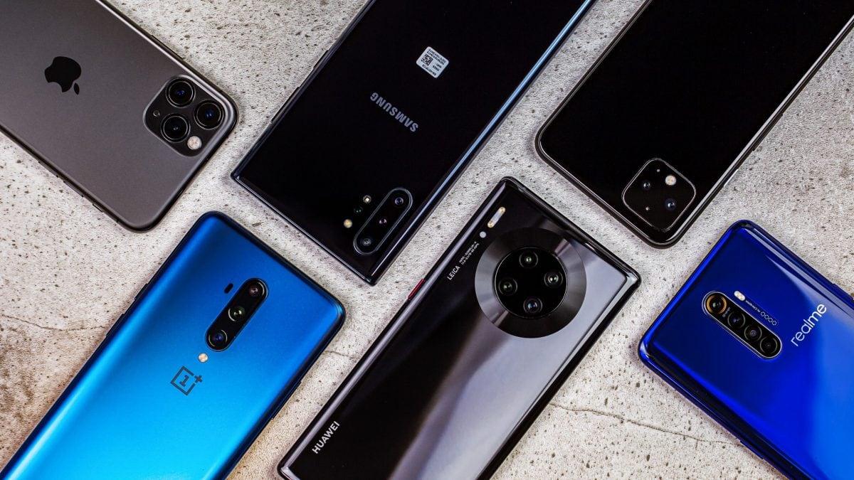preços nos smartphones