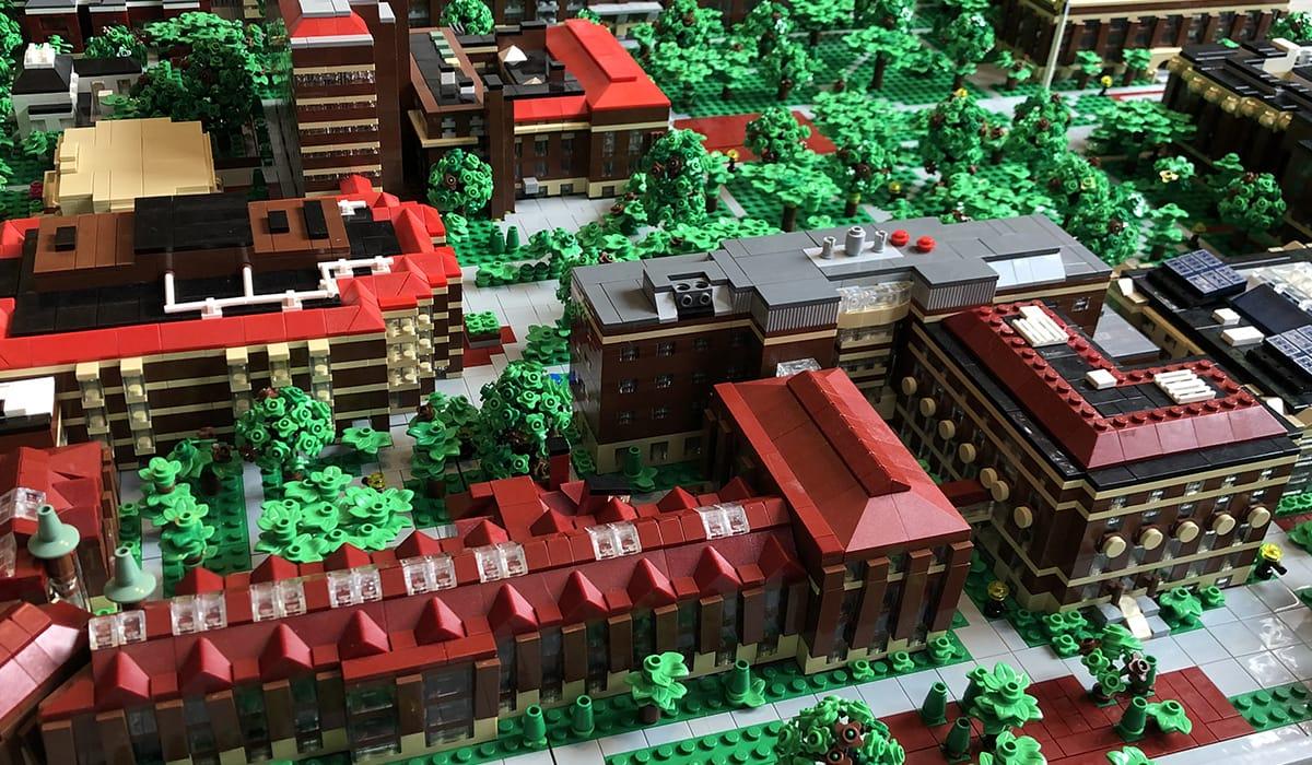 U-M Lego Land