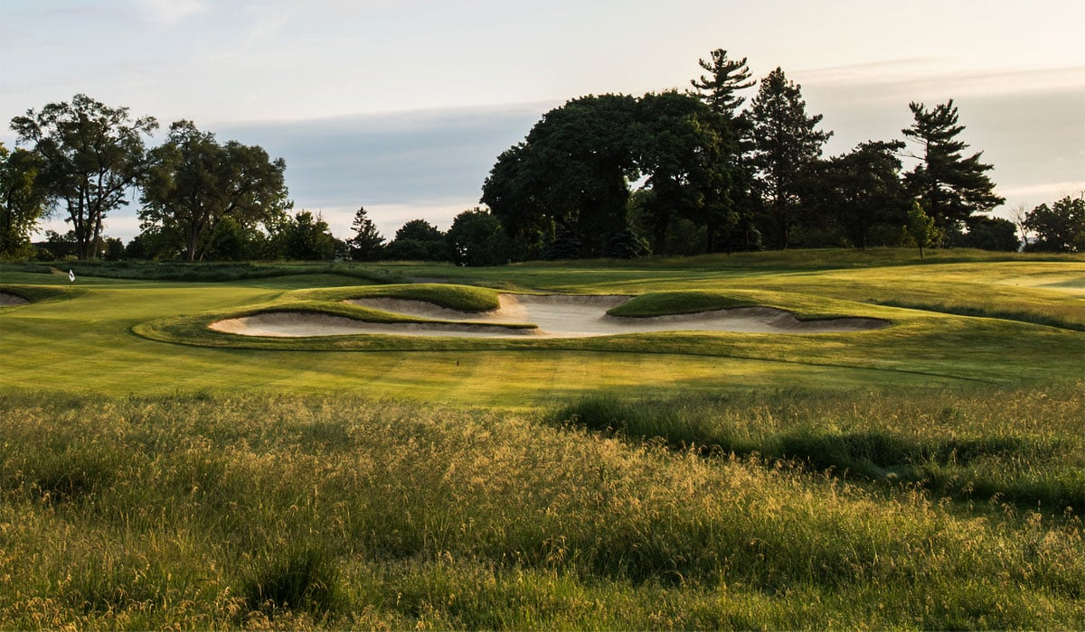 U-M Golf Course