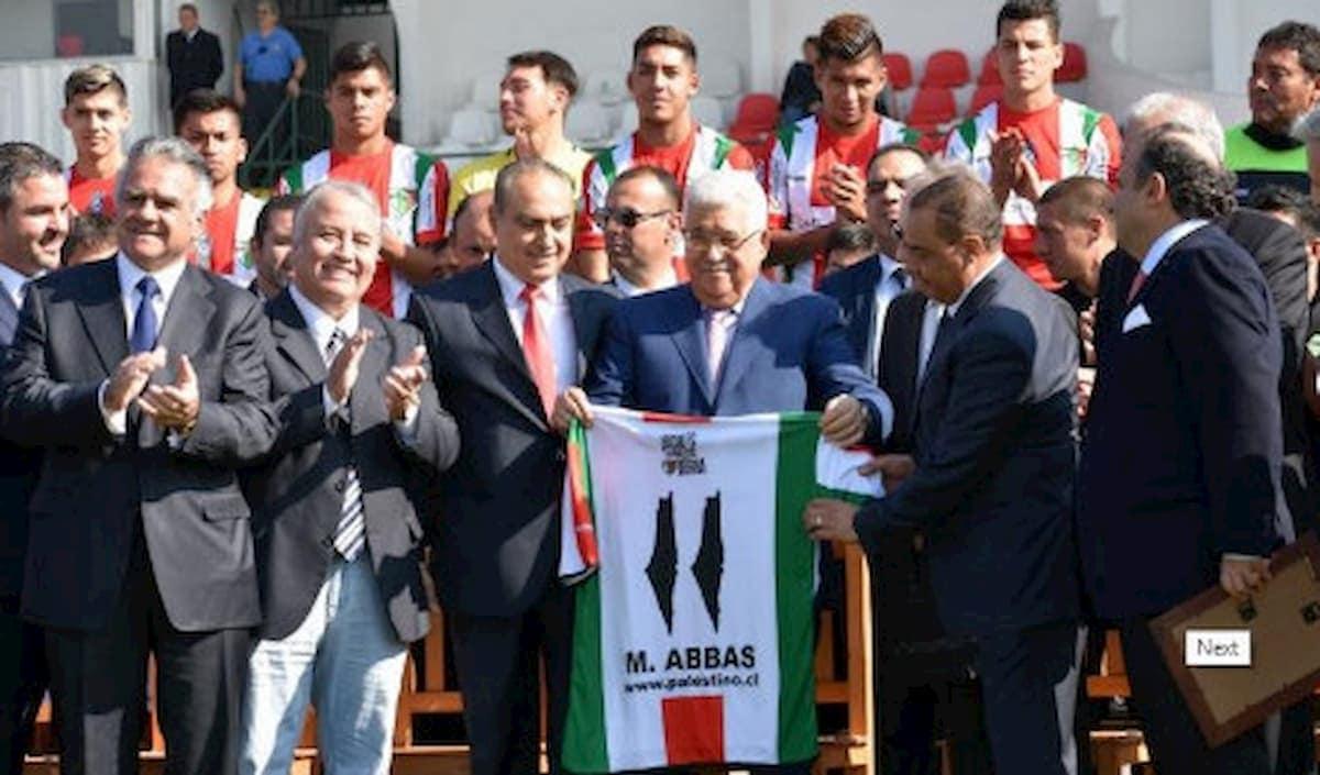 Jorge Uauy presidente de Palestino de Chile