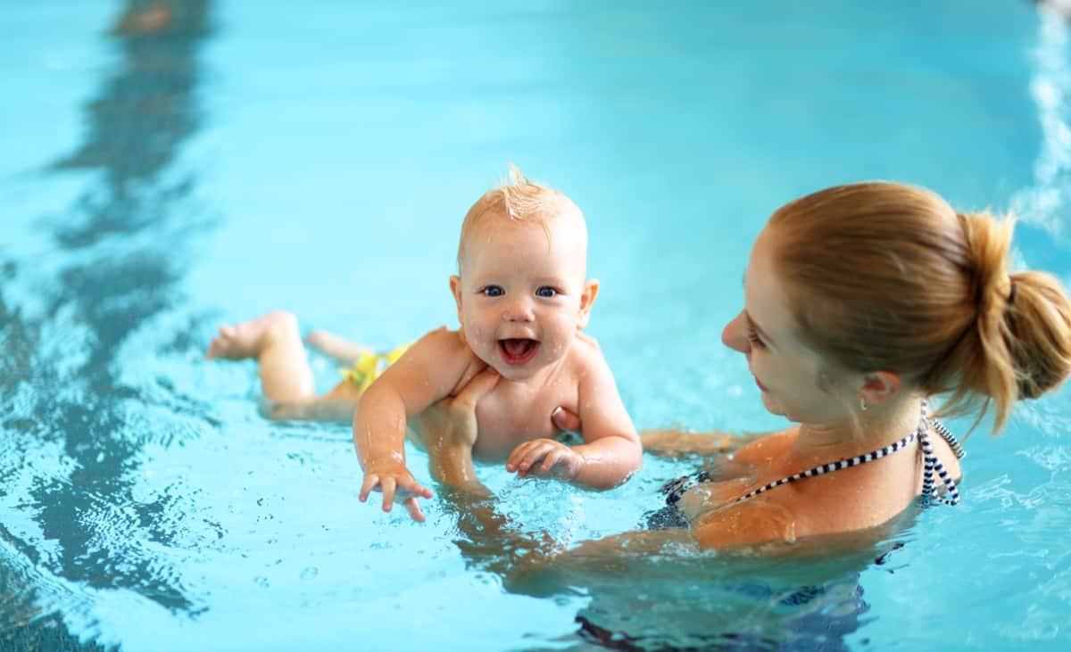 Baby Swim Classes
