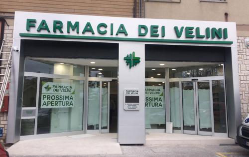 Farmacia dei Velini