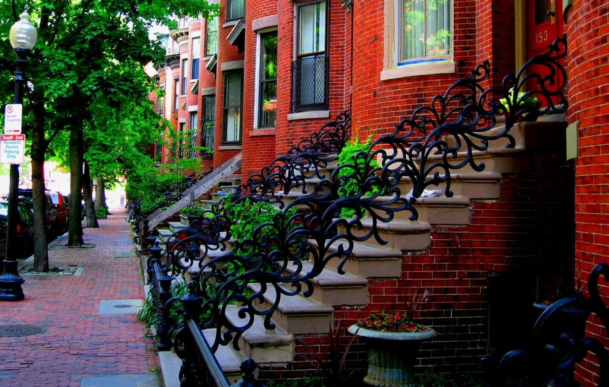 South End, Boston by Thomas Julin. Wikimedia ccby3 licence-