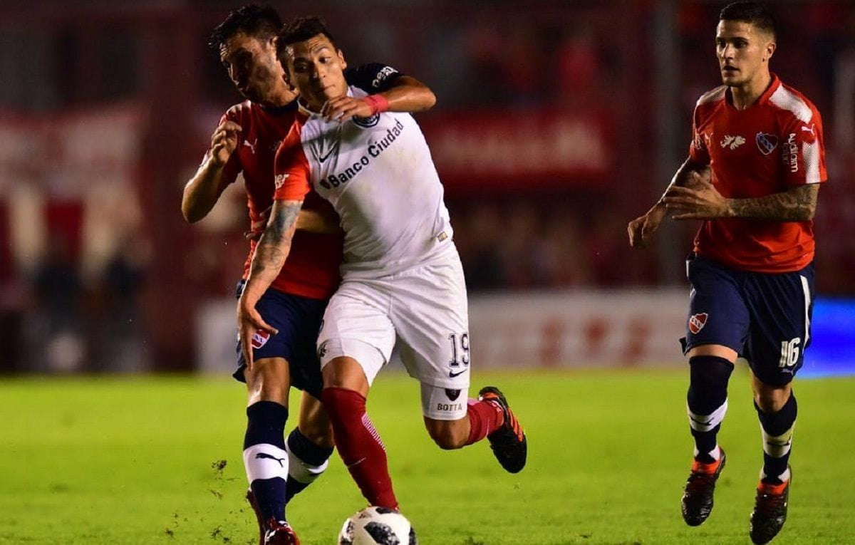 independiente san lorenzo