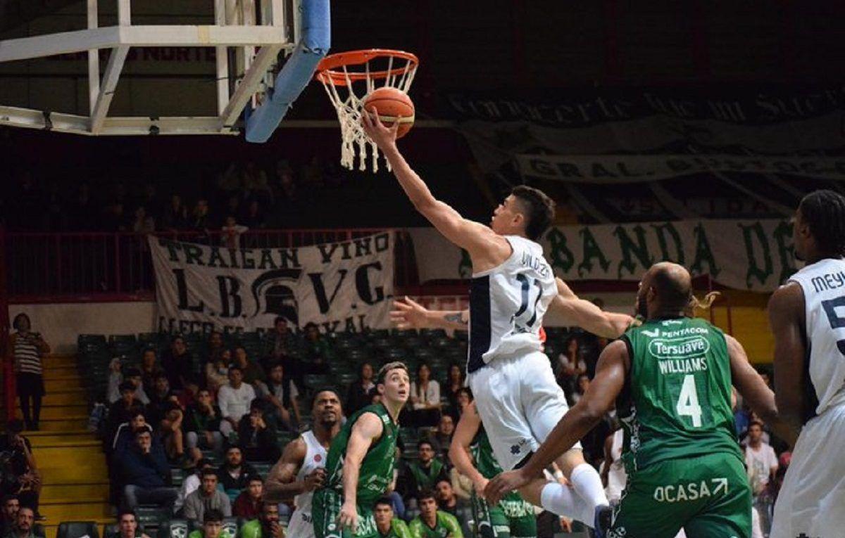 san lorenzo basquet liga nacional