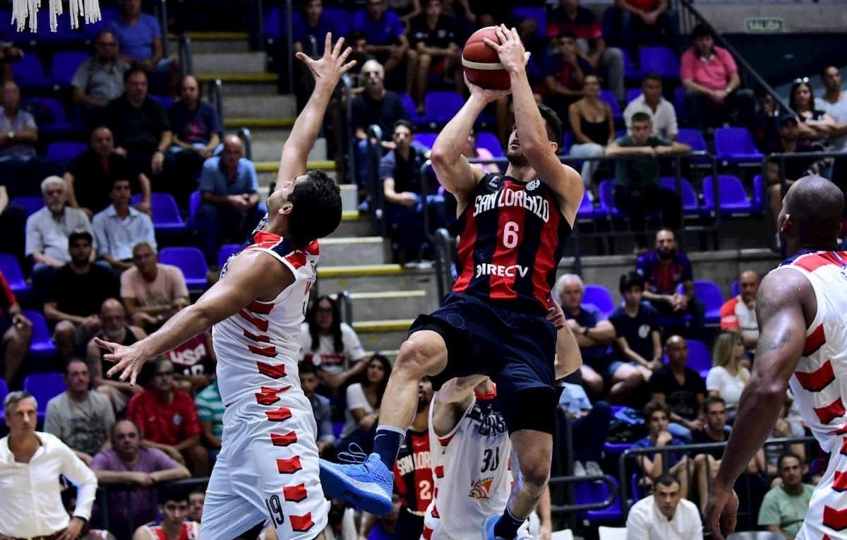 San Lorenzo no pudo contra Quimsa