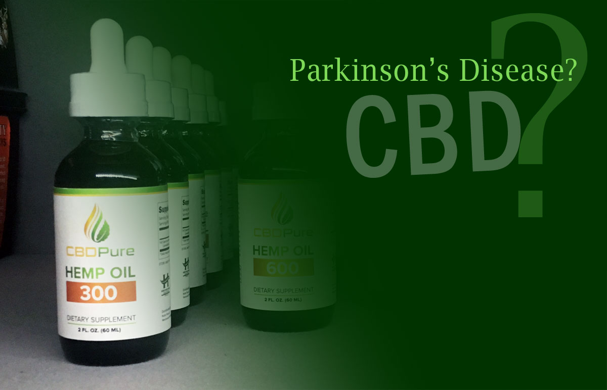 Parkinson's Disease - Can CBD Help?
