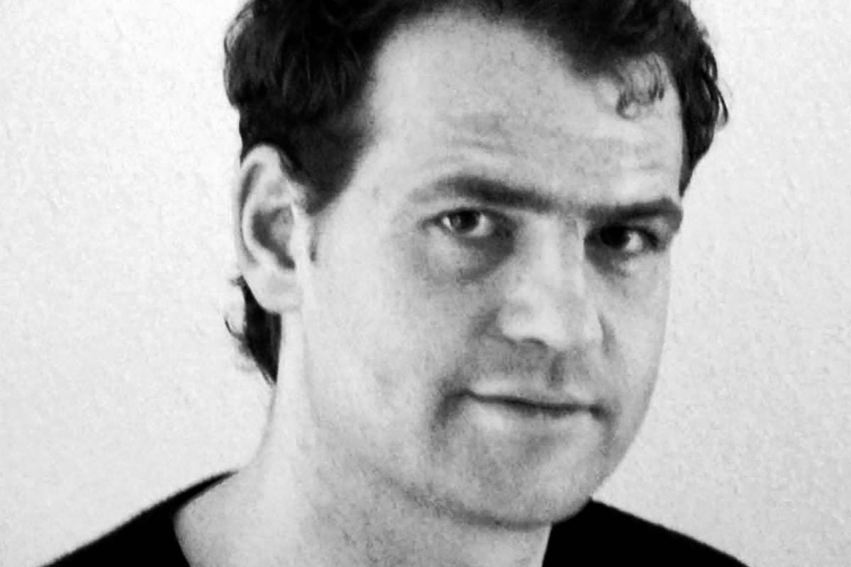 Portrait Holger Schnitzler