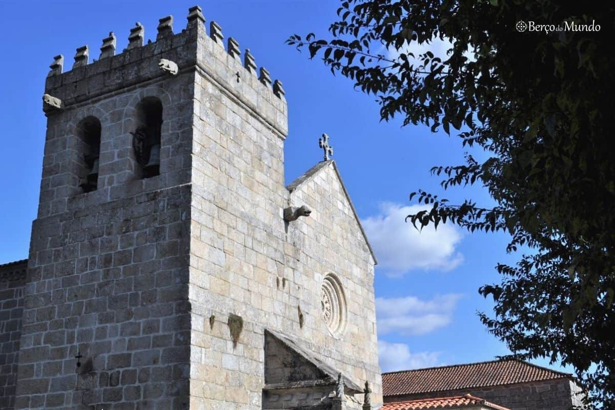 Mosteiro de Cête em Paredes