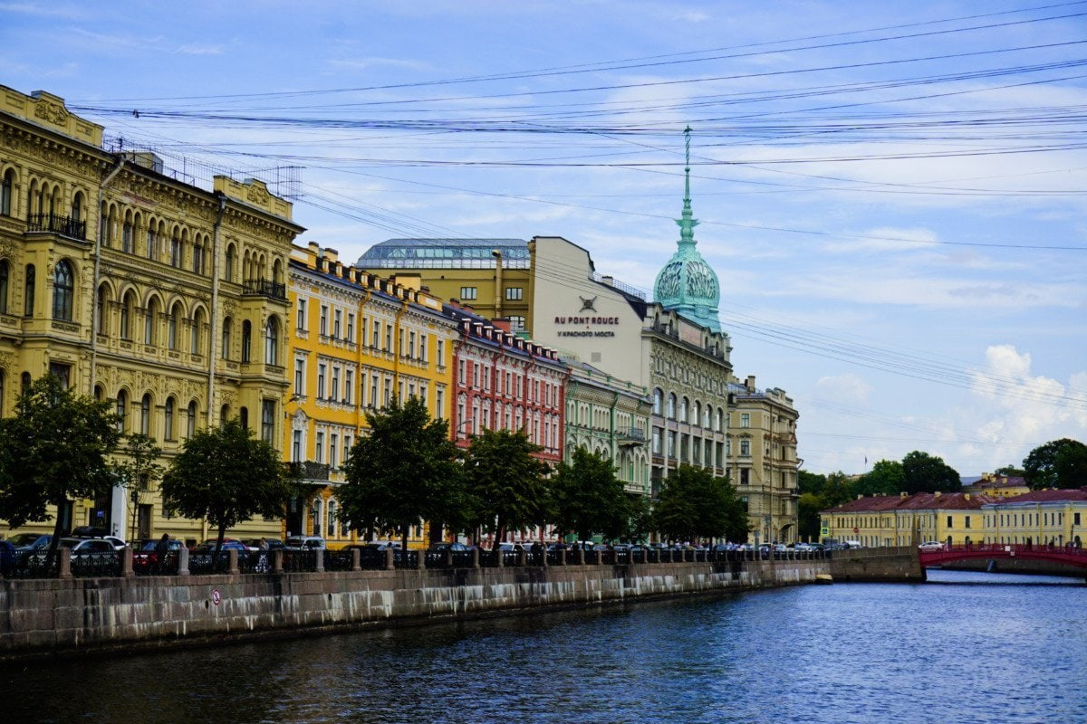 Saint Petersburg – Experiencing the Globe