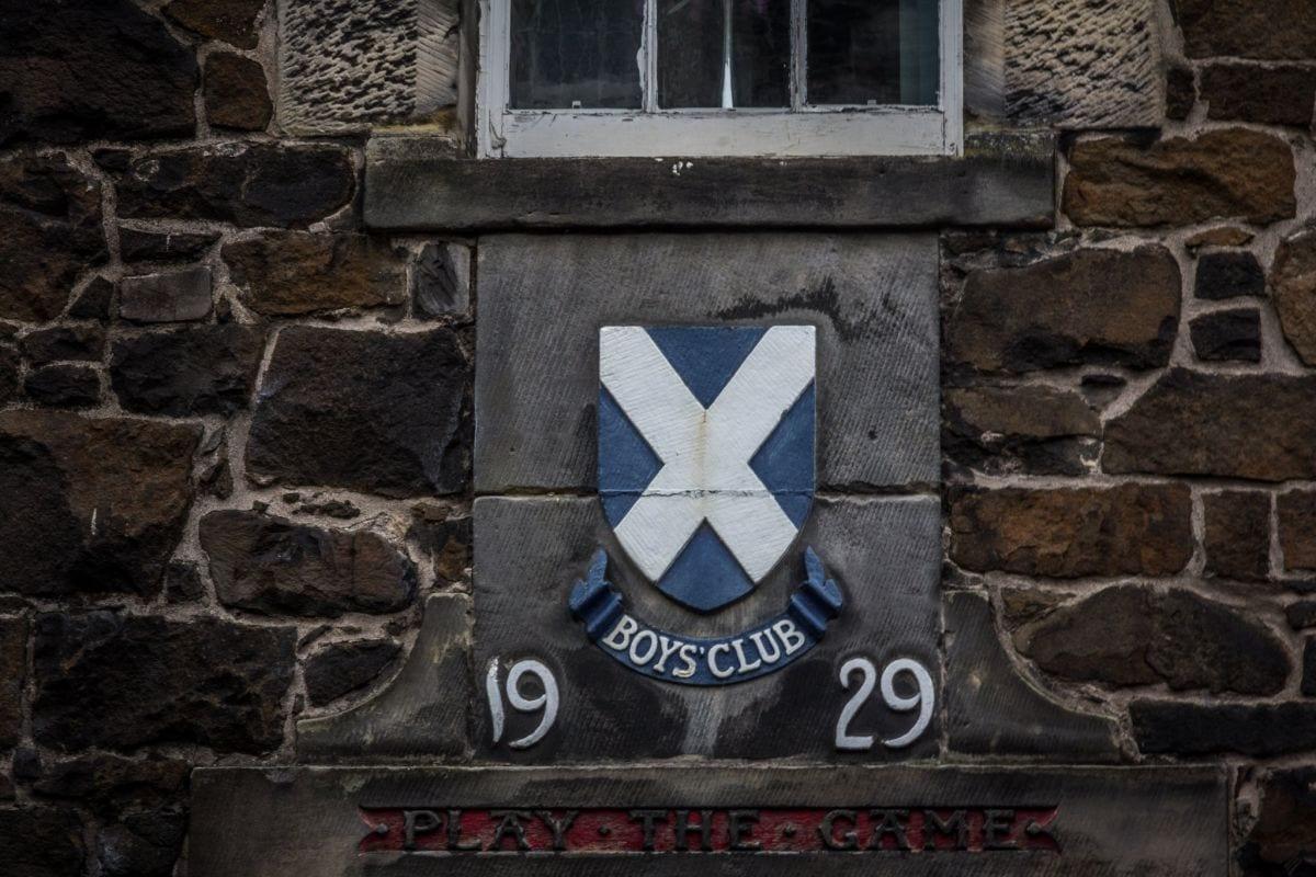 Stirling Boys' Club by Stéphane DAMOUR. Flickr ccbyncnd2