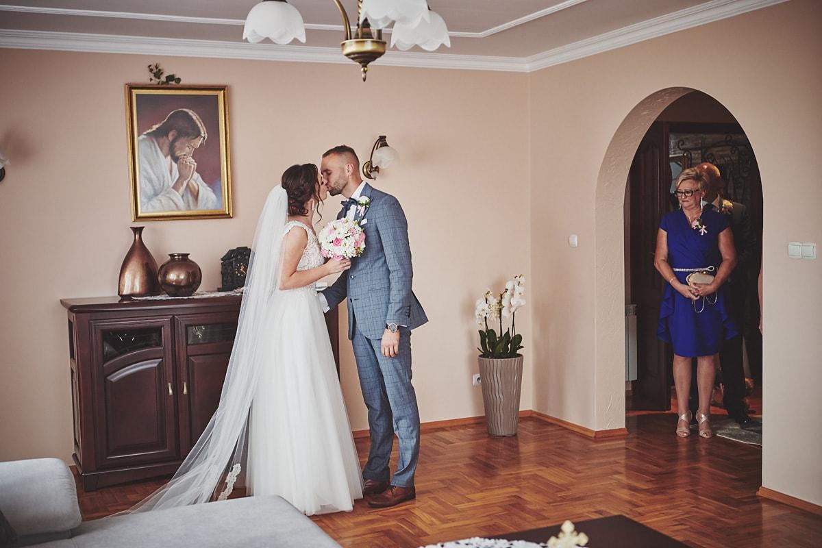 Skrót z reportażu ślubnego w Dworku Broniszówka 38