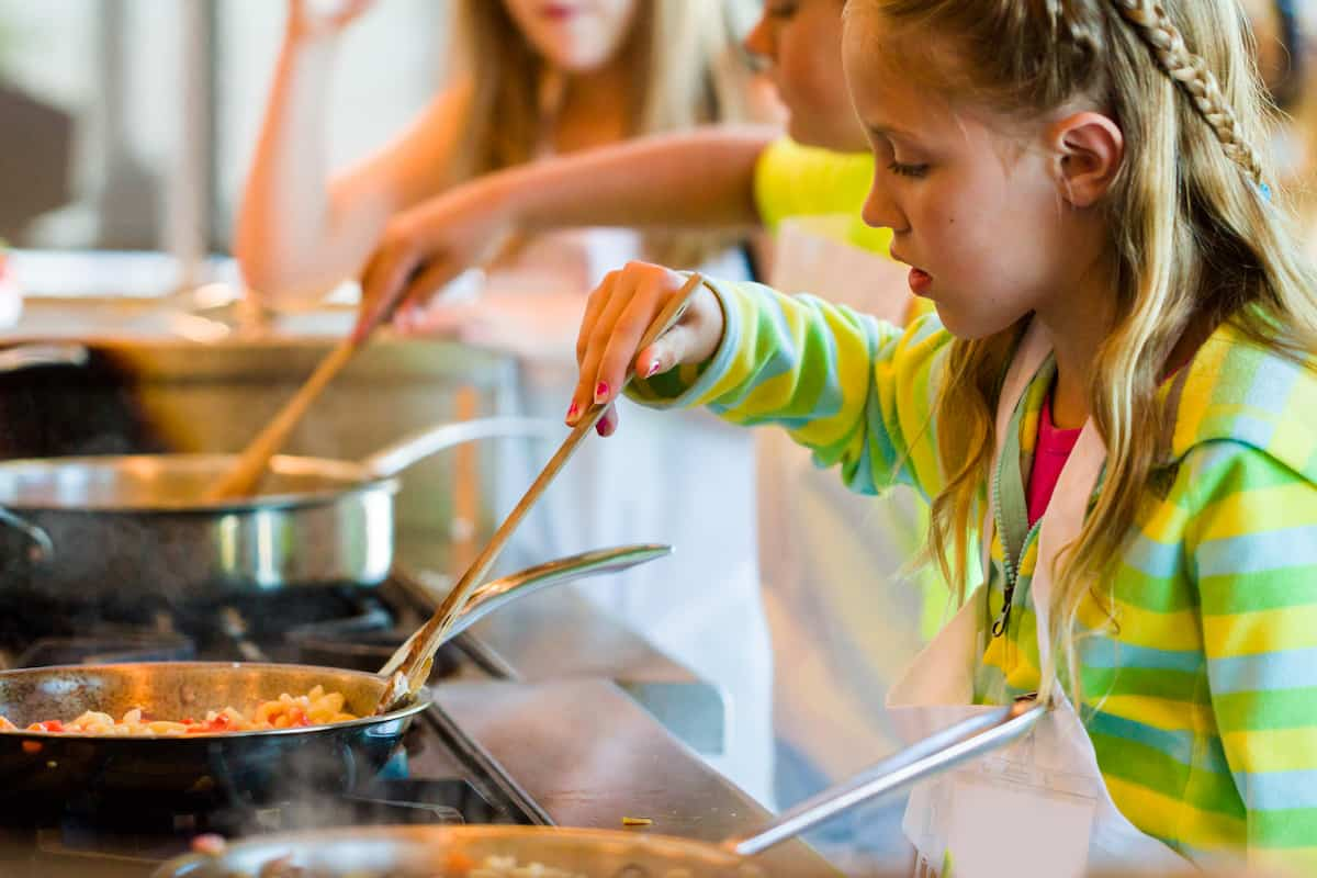 Kids Cooking Class Newcastle