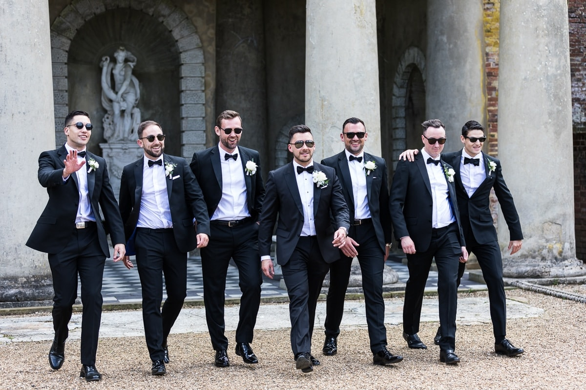 Wotton House Tuxedos