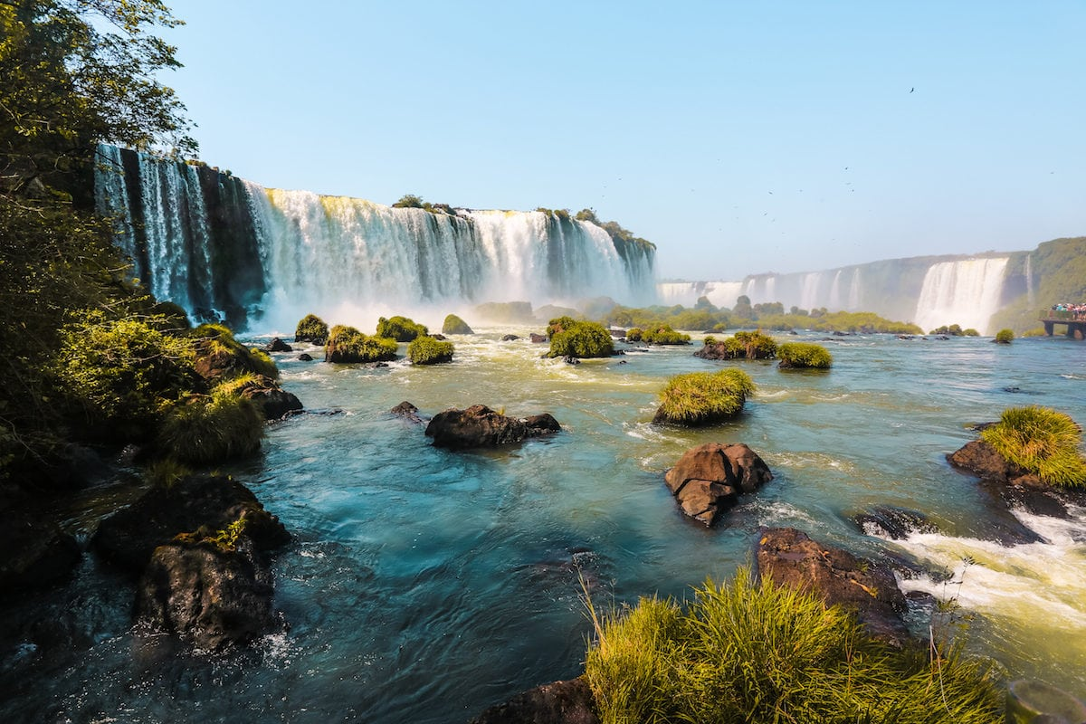 Transportation to Iguazu Falls