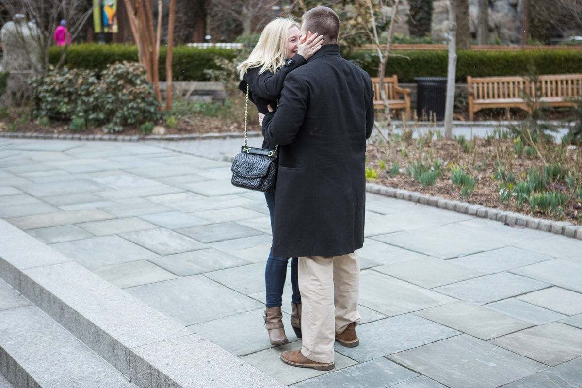[Marriage Proposal in Central Park Zoo ]– photo[3]