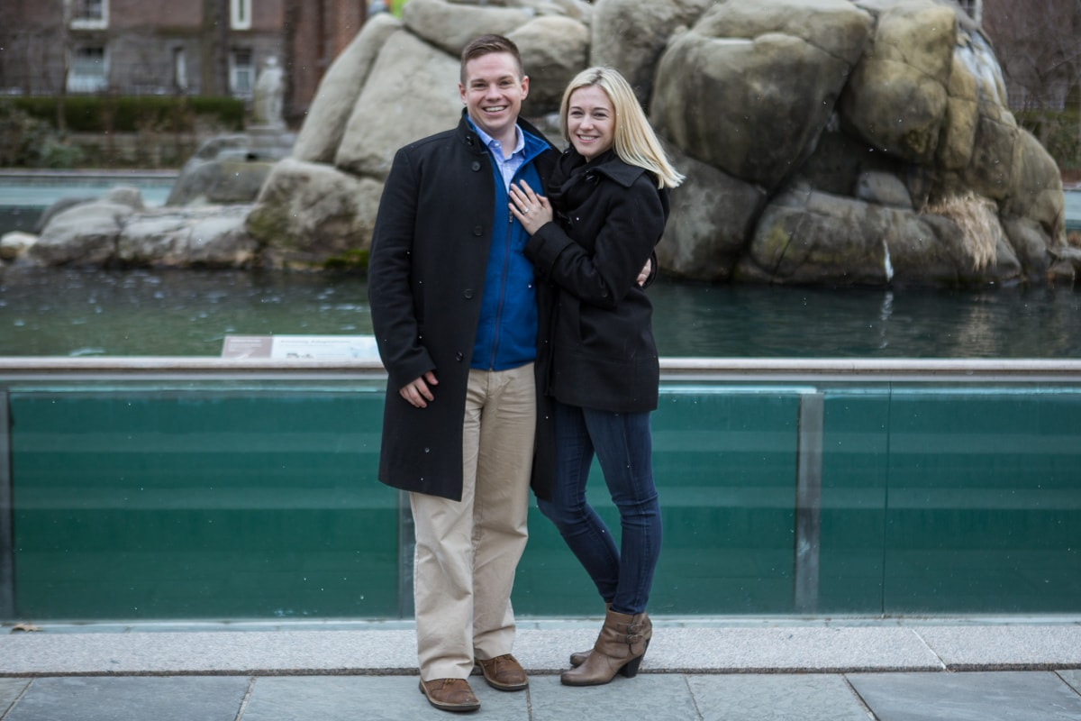 [Marriage Proposal in Central Park Zoo ]– photo[9]