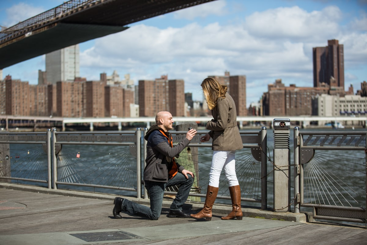 [Marriage proposal at Brooklyn Bridge Park ]– photo[5]