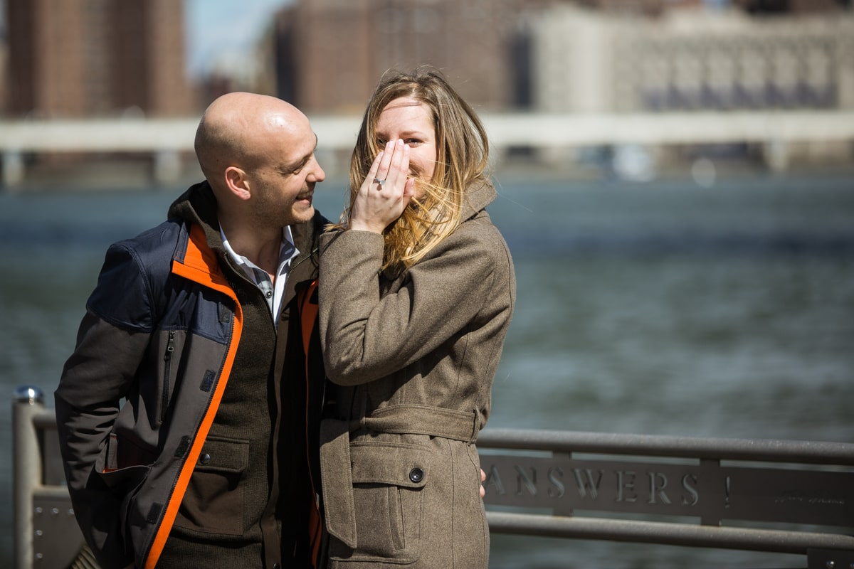 [Marriage proposal at Brooklyn Bridge Park ]– photo[8]