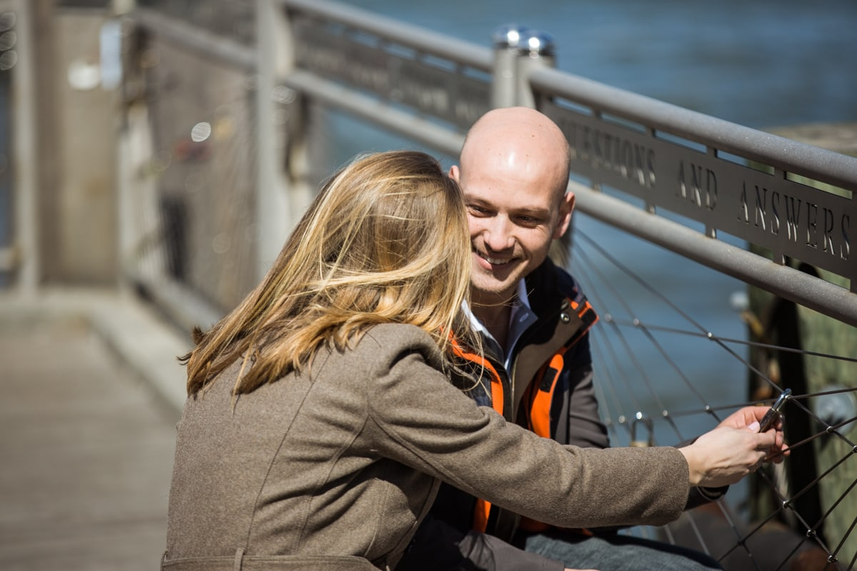 [Marriage proposal at Brooklyn Bridge Park ]– photo[9]