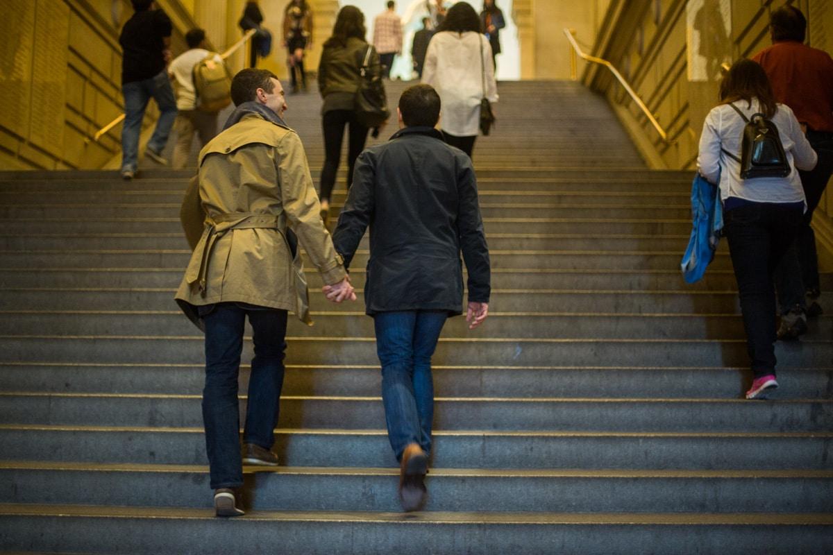 Photo 15 Surprise marriage proposal at Metropolitan Museum of Art | VladLeto