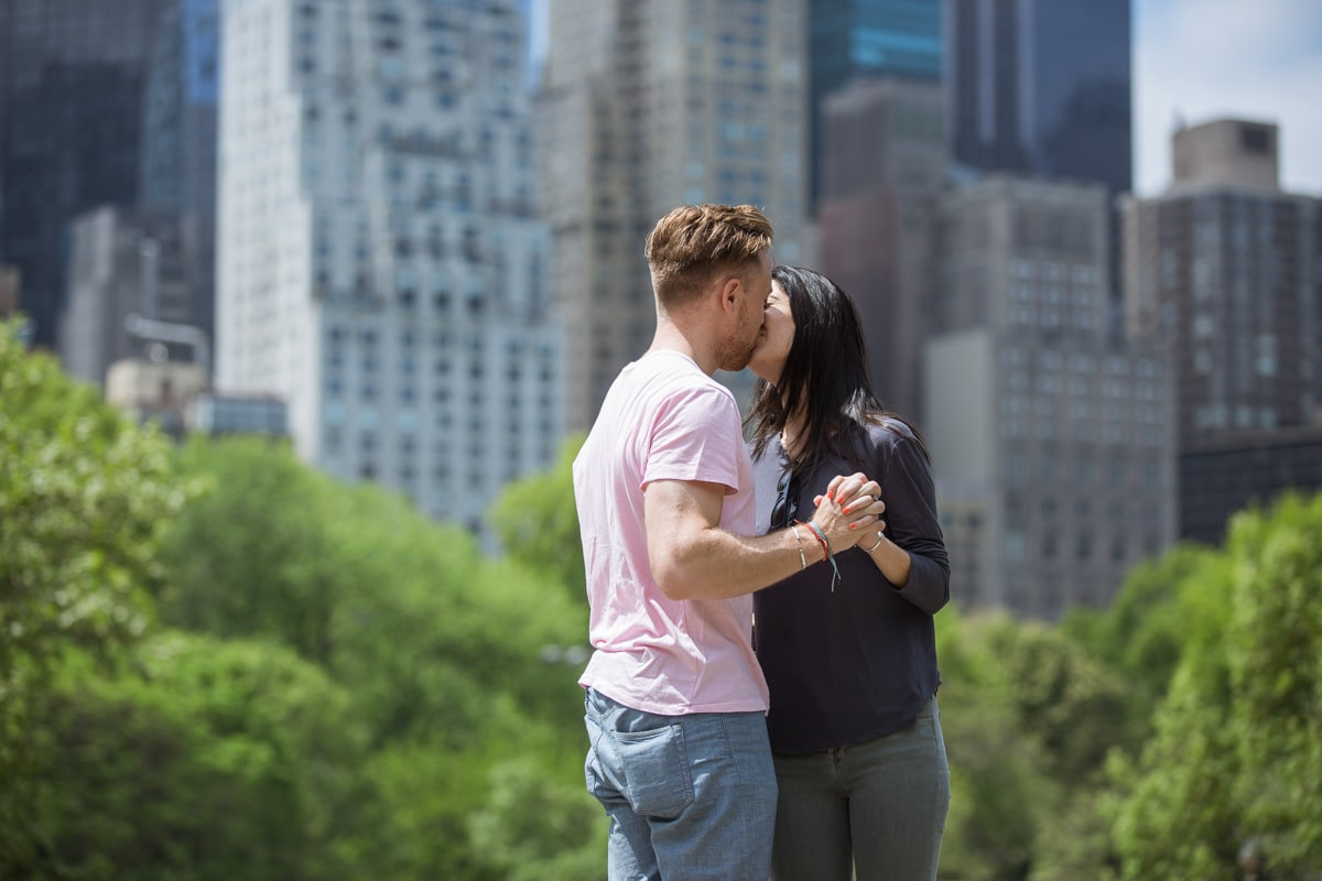 Photo 13 Gapstow bridge wedding proposal | VladLeto
