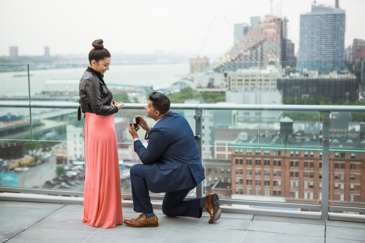 [Roof top marriage proposal ]– photo[1]