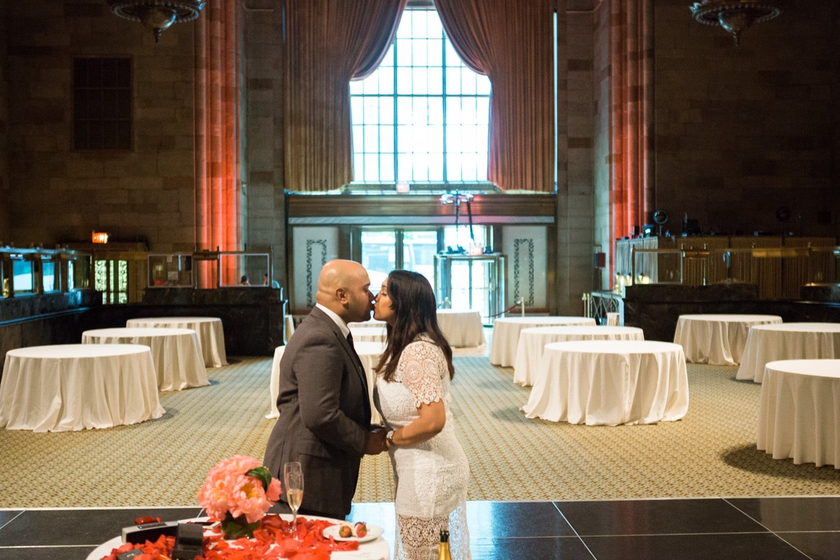 Photo 7 Wedding proposal at Cipriani Grand Central | VladLeto