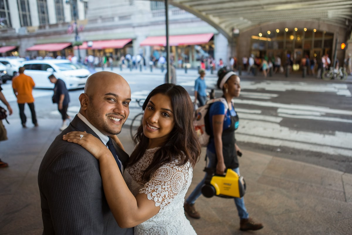 Photo 19 Wedding proposal at Cipriani Grand Central | VladLeto